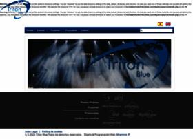 triton-blue.com