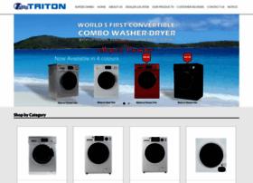 tritonappliances.com