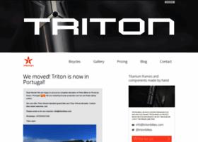 tritonbikes.com