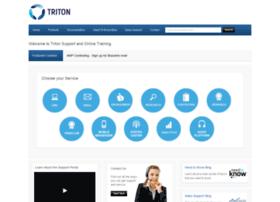 tritondigitalsupport.com