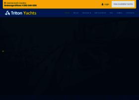 tritonyachts.com