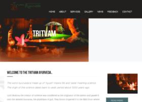 tritvamayurveda.com