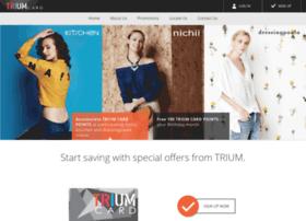 triumcard.com