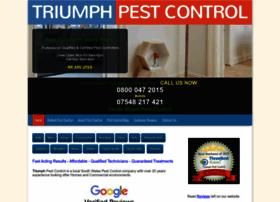 triumph-pestcontrol.co.uk