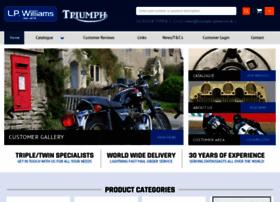 triumph-spares.co.uk