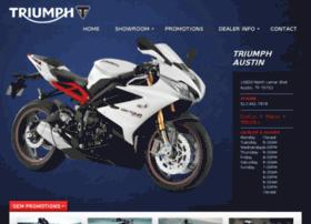 triumph.lonestarcycle.com
