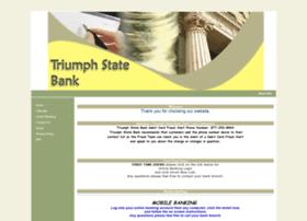triumphbanks.aghost.net