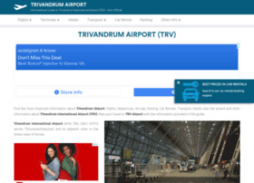 trivandrumairport.com