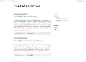 trivedieffectreviews.blogspot.in