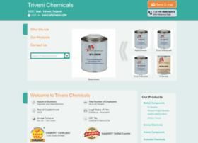 trivenichemicals.com