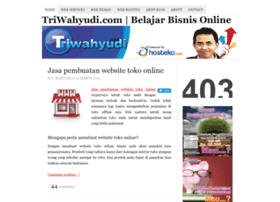 triwahyudi.com