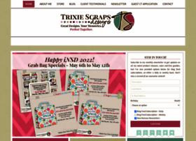 trixiescraps.com