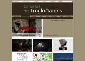troglonautes.com
