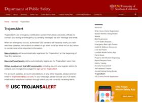 trojansalert.usc.edu