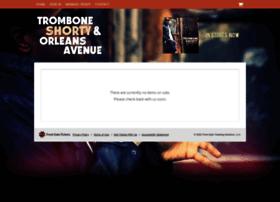 tromboneshorty.frontgatetickets.com