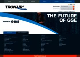tronair.com