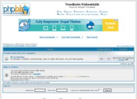 trondheimfrisbeeklubb.forumsland.com