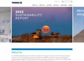 tronox.com