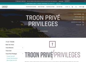 troonprive.com