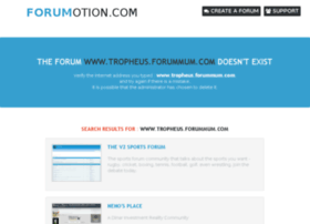 tropheus.forummum.com