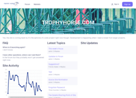 trophyhorse.com