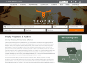 trophypropertiesandauction.com