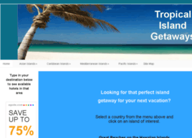 tropical-island-getaways.com