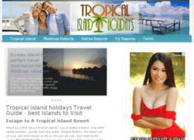 tropical-island-holidays.com