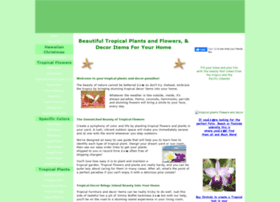 tropical-plants-flowers-and-decor.com
