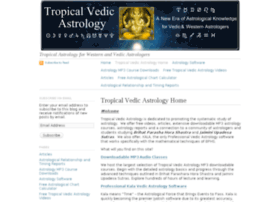 tropical-vedic-astrology.net