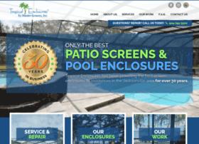 tropicalenclosures.com