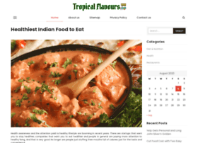 tropicalflavours.org