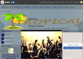 tropicalfm-web.com