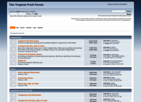 tropicalfruitforum.com