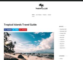 tropicalislands64.com
