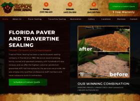 tropicalpaversealing.com