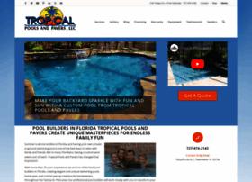 tropicalpoolsandpavers.com