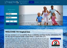 tropicalseashotel.com