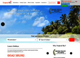 tropicalsky.co.uk