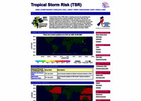 tropicalstormrisk.com