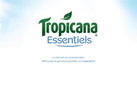 tropicana-essentiels.fr