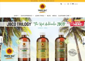 tropicisleliving.com