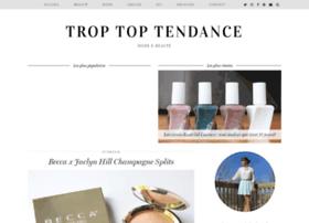 troptoptendance.com