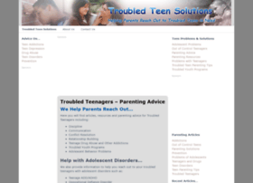 troubledteensolutions.com