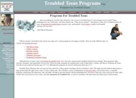 troubledteensprograms.com