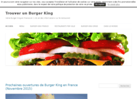 trouverunburgerking.fr