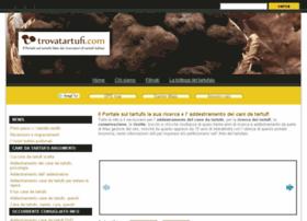 trovatartufi.com