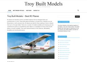 troybuiltmodels.com