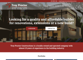 troyproctorconstructions.com.au