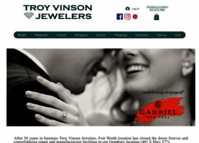 troyvinsonjewelers.com
